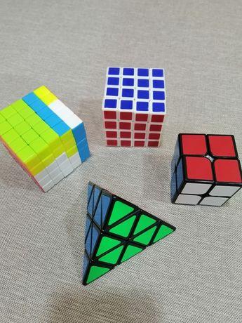 Кубик рубика 4 шт
