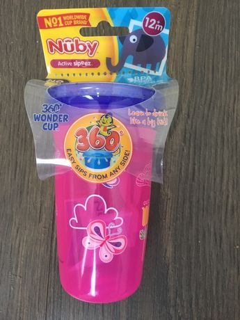 Canita Nuby Wonder cup