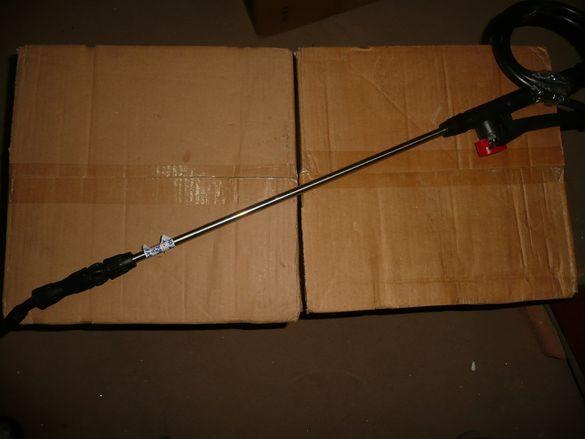 Прът за лозарска пръскачка телескопичен - 3 метра