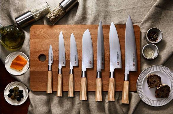 Suncraft Senzo, GYUTOH острие, нож, включена доставка