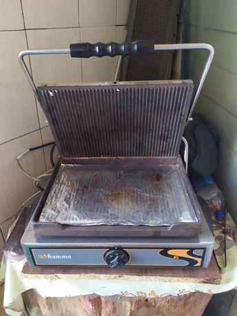 Донер аппарат, тостер, прижимной