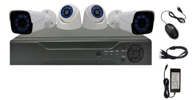 Sistem de supraveghere Winpossee WP-AH4404TB FullHD 1080P