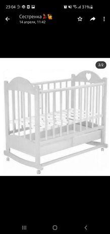 Детская кроватка Вердусс Таисия 2
