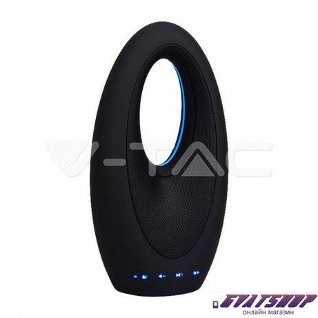 Bluetooth Колона Елипса V-TAC VT-6133 с Touch ,AUX ,Радио и TF Слот/ 1