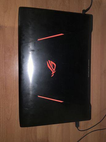 Игровой ноутбук asus ROG strix