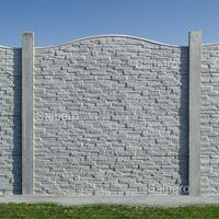 Gard / Garduri si Stalpi de Gard fabricate din beton armat