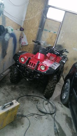 Atv yamaha grizzly 660
