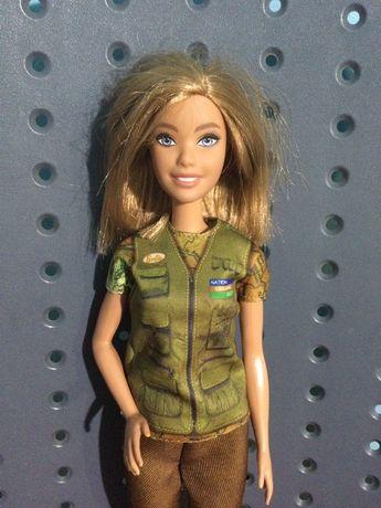 Papusa Barbie national geografic originala Mattel