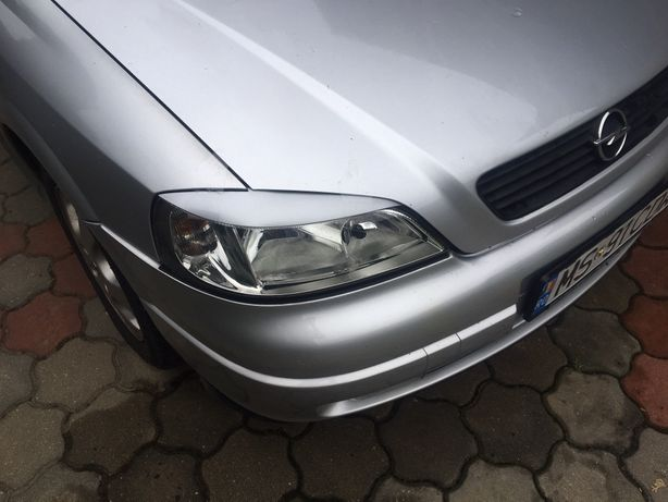 Pleoape ornamente pleoapa far faruri Opel Astra G, Coupe, Bertone