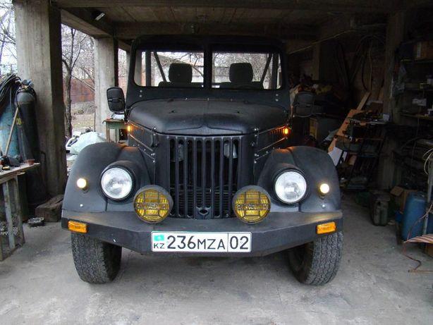 Продам ГАЗ-69 1966 г.