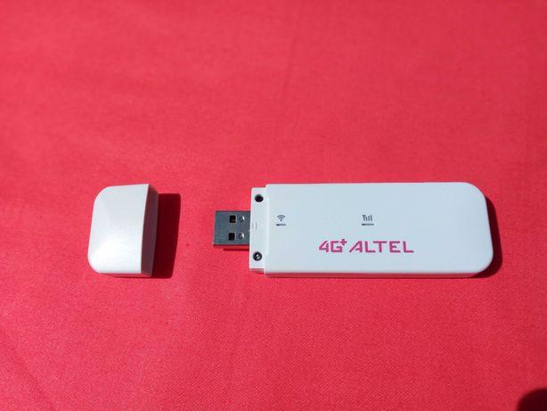 НОВЫЙ izi билайн актив теле2 алтел 4G+ Wi-Fi роутер модем usb+код