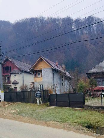 Casa cu teren de vanzare in Bradulet, Arges, stradal, zona turistica