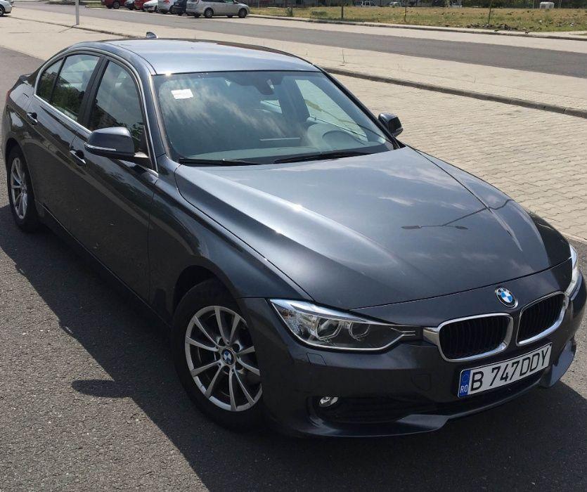BMW 320d - Euro 6 - an/ 6.2015