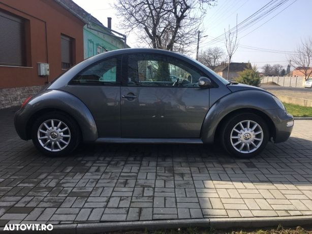Volkswagen Beetle vw beetle model Miami an 2005 motor benzina
