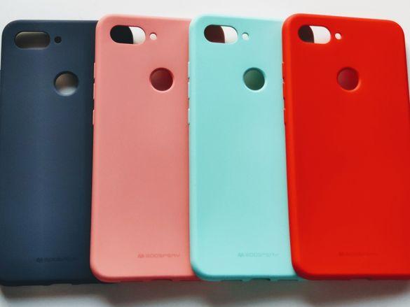 Xiaomi Mi 8 Lite Силиконов гръб