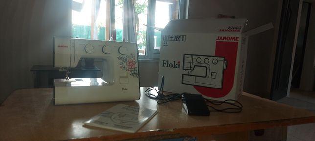 Швейная машинка электрическая новая с гарантией 2 года