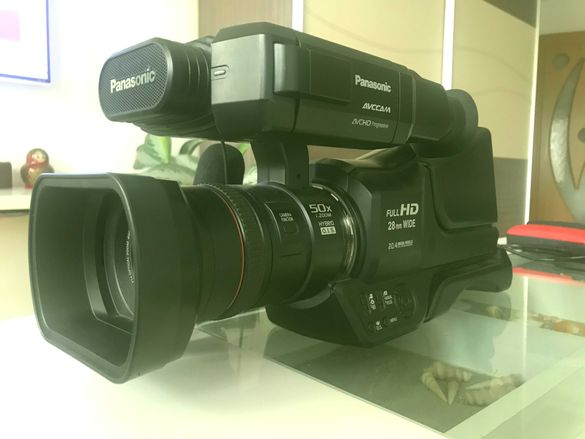Видеокамера Panasonic AG-AC8J