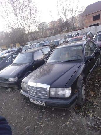 Dezmembrez Mercedes  124