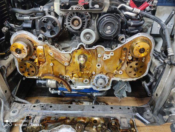 Качественный ремонт двигателей марки Субару всё поколения.