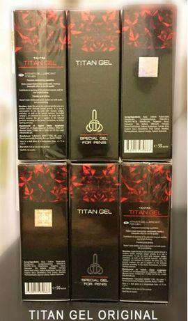 Titan Gel Original. Livrare Toata Tara Minim 5 Buc