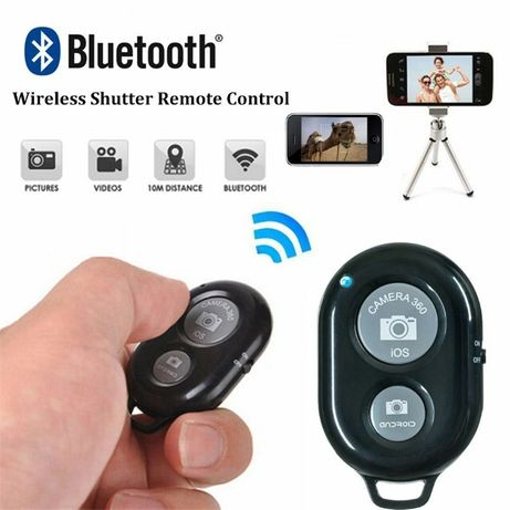 Bluetooth дистанционно за селфи снимки,remote shutter selfie