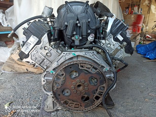 Мотор bmw e66 e60