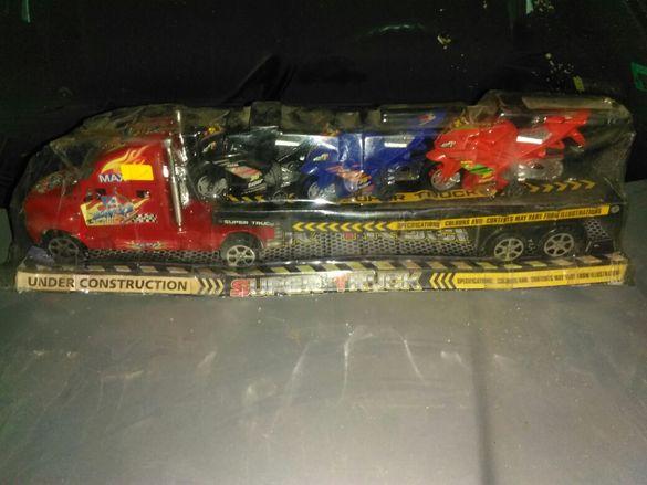 Камионче играчка