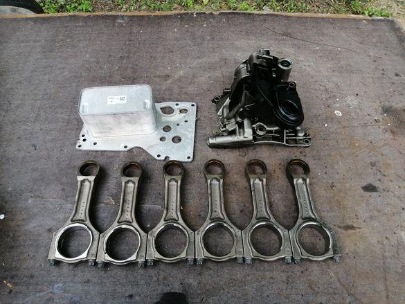 Маслена помпа, биели, охладител BMW 3.0d 4.0d 5.0d N57D30C