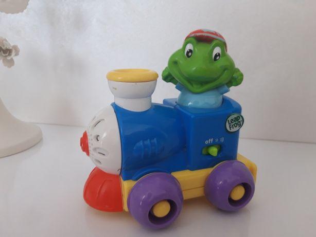 Trenulet leap frog