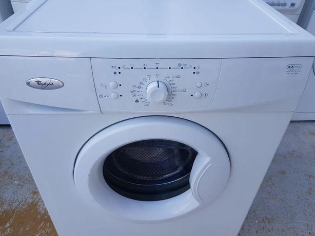 Masina de spalat Whirlpool 6 sense A+