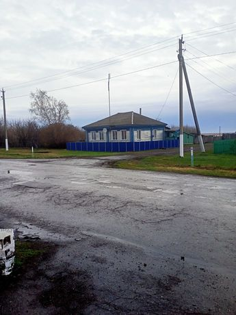 Продам дом в селе Новомихайловка Мамлютского района