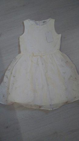 Детска официална рокля 140 см