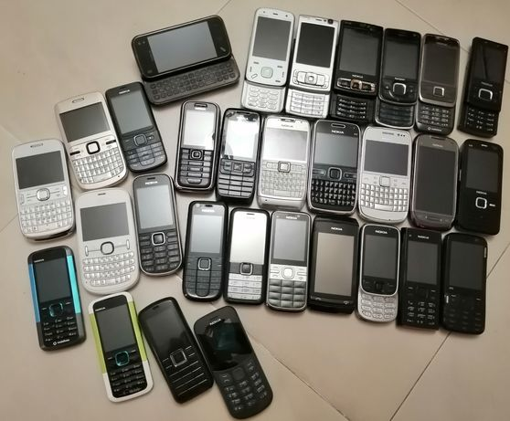 Nokia N97,N86,N95,6210,E66,6500,E51,E71,E72,E6,E7,3720,C5,6303,X2,N79