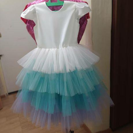 Платья на выпускной для детей