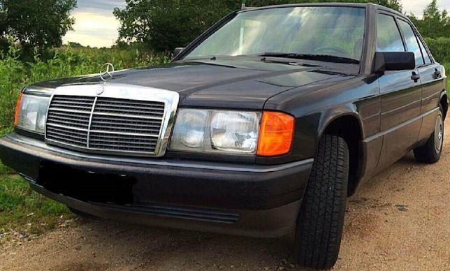 Указатели поворотов Mercedes - BENZ W201 (190)