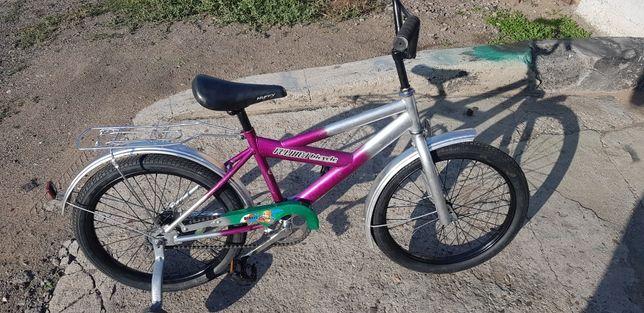 Продаю велосипед детский от 5 до 10 лет