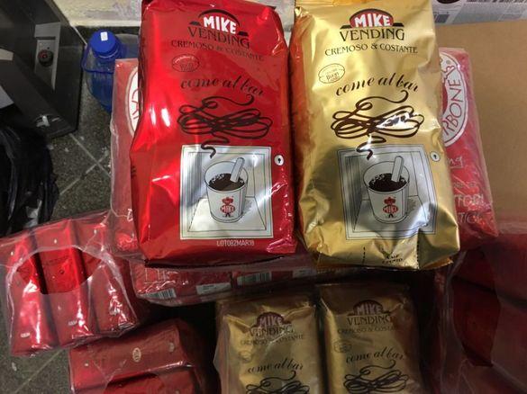 Вендинг кафе майк