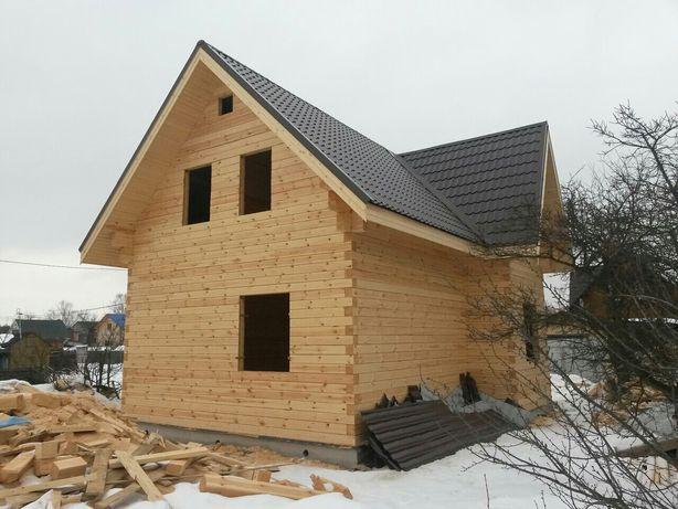 построим не дорого дом дачу баню