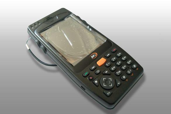 НАЙ-добри цени !!! Мобилен терминал с баркод скенер M3 Mobile Orange