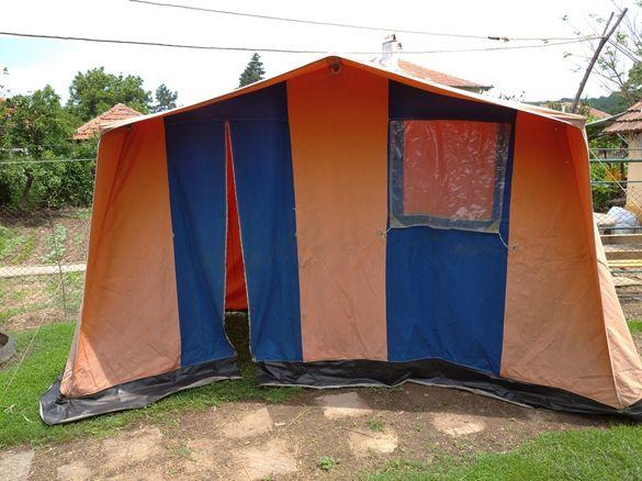 Продавам шатри палатки