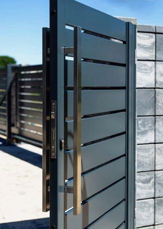 Poarta Modernă portița gard
