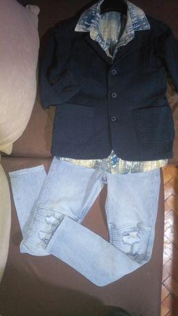 Сако и риза