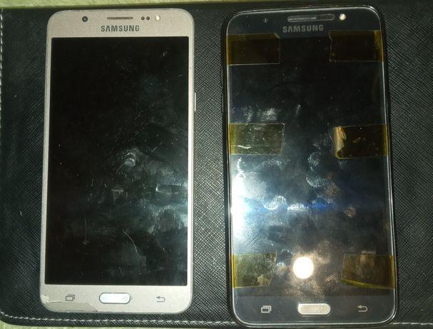 Продам 2 телефона марки Samsung  на запчасти по 5000тг за каждый