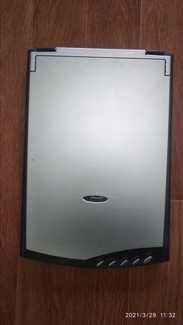Сканер   plustek OpticSlim 2600