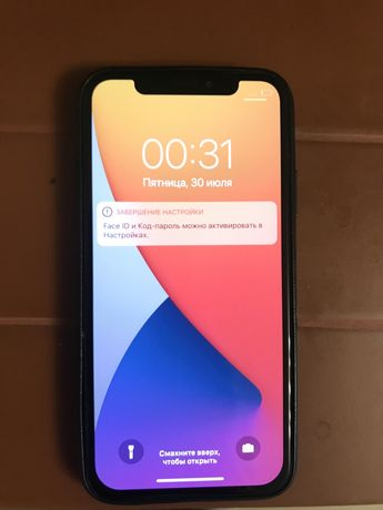 iPhone 10 (Х)  256 гб продаю