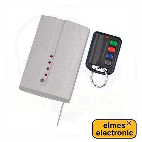 Kit Elmes CH4HS, 1 receptor 4 canale si 1 teleomanda cu 4 butoane