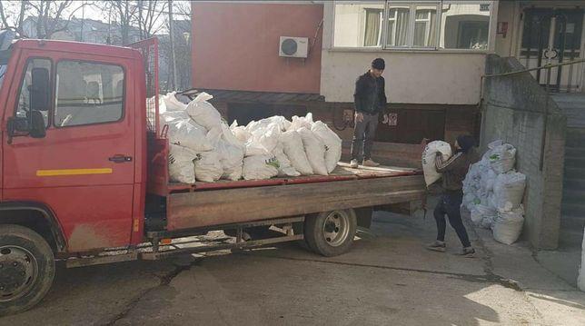 Transport moloz  nisip pamant ieftin demolari miniexcavator ieftin
