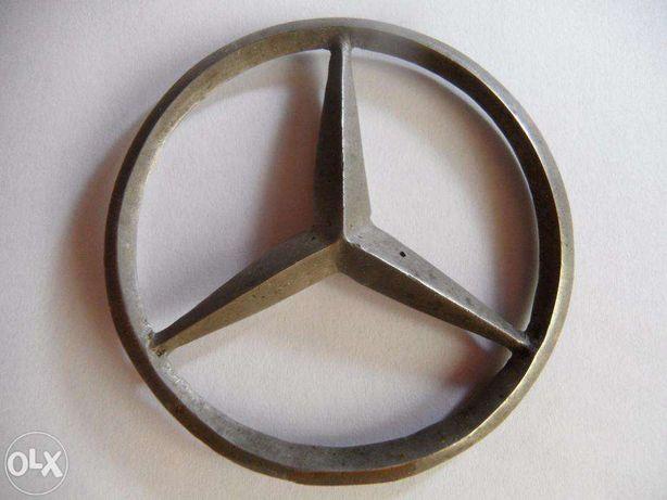 Emblema mercedes foarte veche
