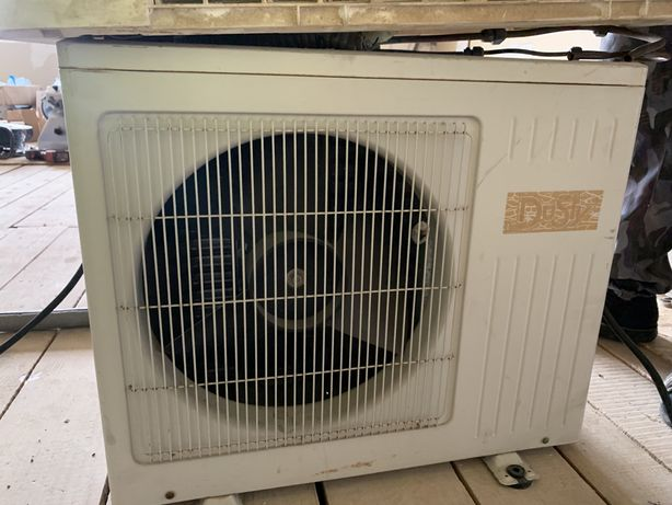 Conditionator dusty