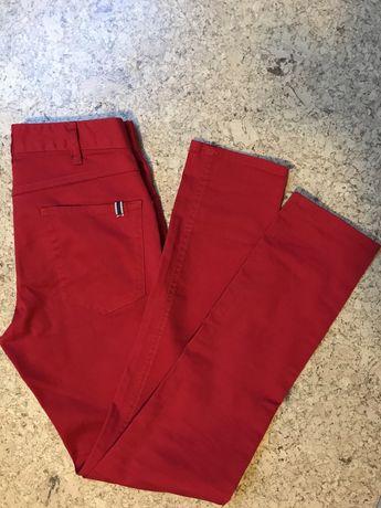 Панталон Mango, 34 червен